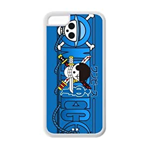 Anime One Piece Luffy iPhone 5c Case Durable TPU iPhone 5c Fitted Case