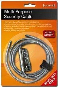 CSDC Mysafe Multi-Purpose Security Cable (CL-MUL-ENG)