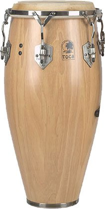 Toca 3911-3/4T Traditional Series Conga - Natural Wood Finish (Traditional Series Conga)
