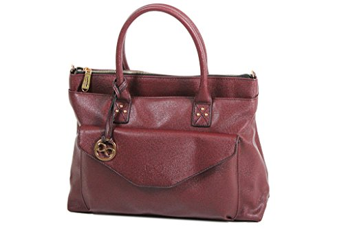 Sac A8084 Cabas Blue Heka Bordeaux Collection Andie UxUrwFXHq