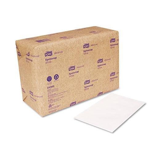 SCA TISSUE NORTH AMERICA LLC Xpressnap Dispenser Napkins, Interfold, 13 x 8 1/2, White, 6000/Carton (DX900) by SCA TISSUE NORTH AMERICA LLC