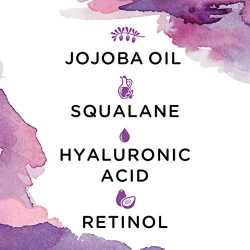 41cM1ANCH L - Overnight Miracle Glow Night Cream - Anti-Aging Retinol, Moisturizing Hyaluronic Acid, Jojoba Oil & Squalane Help Hyperpigmentation, Oil and Acne-Prone Skin. Vegan And Clean Skin Care.