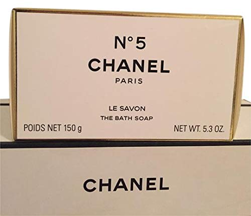No 5 Chanel Le Savon The Bath Soap for Her 150 g by No.5