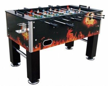 Fireball Football Table Kg Amazoncouk Kitchen Home - Fireball foosball table
