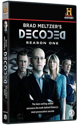 Brad Meltzer's Decoded: Season 1 [DVD] (2 Brad Buddies)