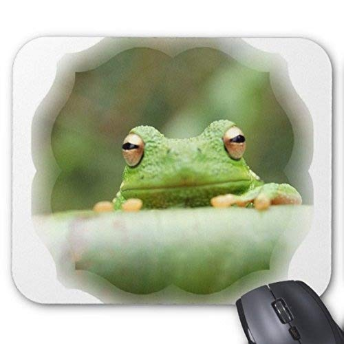 or Litoria Rubber Infrafrenata Gaming Sunflower on Frog lipped Mouse Mousepad YT10 Tree a Customized Sitting padWhite STzFqgnFw