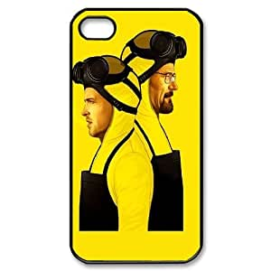 ZK-SXH - Breaking Bad Diy Cell Phone Case for iPhone 4,4G,4S, Breaking Bad Personalized Phone Case