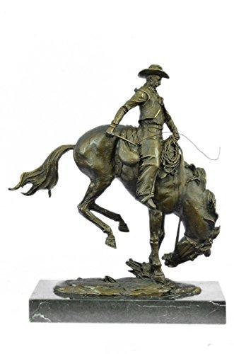 Bronco Statue - 5