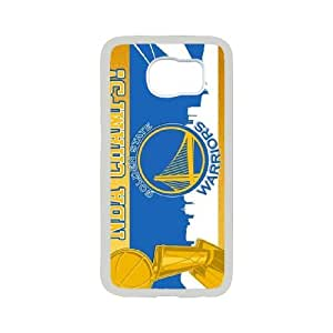 Golden State Worriors 2015 Champion Pattern Productive Back Phone Case For Samsung Galaxy S6 -Style-17