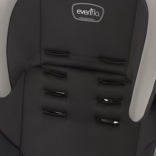 Evenflo Maestro Sport Harness Booster Car Seat, Granite