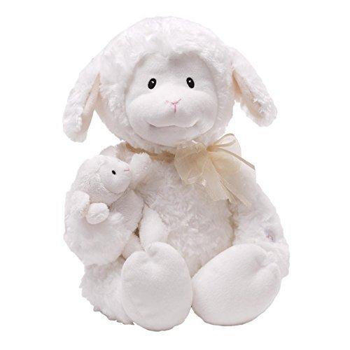 ventas calientes Gund Nursery Time Lena Lamb Lamb Lamb by GUND  100% a estrenar con calidad original.