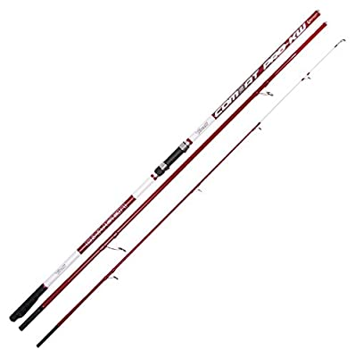 Vercelli Oxygen Combat Pro KW T Cane Surfcasting, Red, 5 from Evia