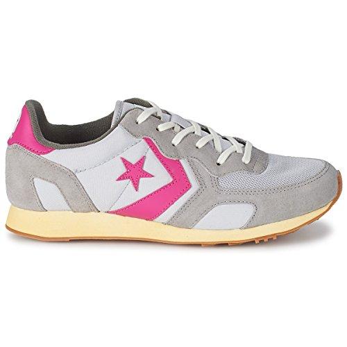 Grigio Donna Converse Auckland Sneaker Racer nSAFSq6