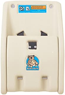 product image for Koala Kare KB102-00 Wall Mounted Child Protection Seat, Cream