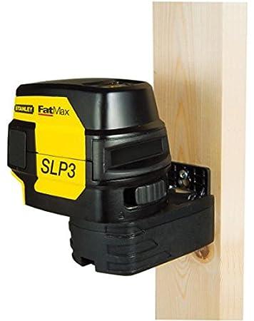 STANLEY 1-77-318 SLP3 Livella Laser Multipunti Giallo//Nero
