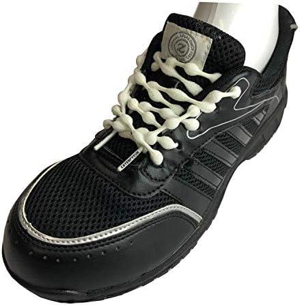 靴ひも キャタピワークス 伸縮型 結ばない靴ひも 75cm メンズ CW-01
