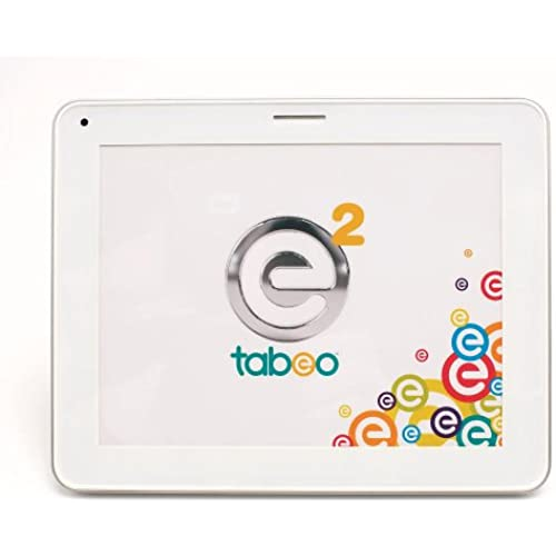 Tabeo E2 8 Inch Kids Tablet- Silver Coupons