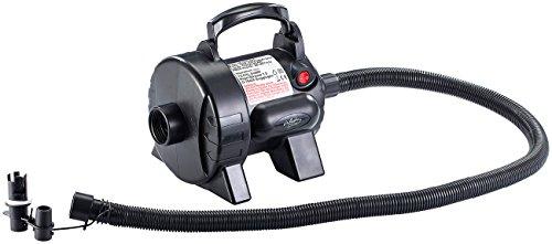 infactory elektrische Luftpumpe für schnelles Auf- und Abpumpen, 680 W
