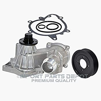 Amazon Com Water Pump Gasket Pulley For Bmw E70 X5 4 8 E71 X6