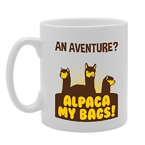 Alpaca Tea Bags - 2