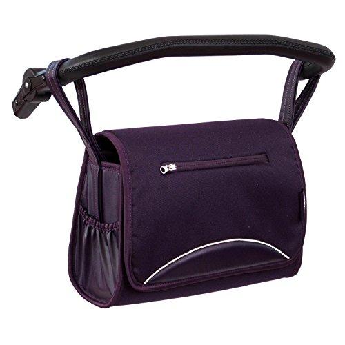 Zekiwa Wickeltasche zu Prestige Dessin:Purple