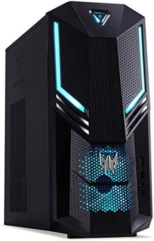 Acer Predator Orion 3000 Desktop, 9th Gen Intel Core i7-9700K, GeForce RTX 2080 8GB, 16GB DDR4, 256GB PCIe NVMe SSD, 1TB HDD, Win 10, PO3-600-UR20 41cM8T7hyVL