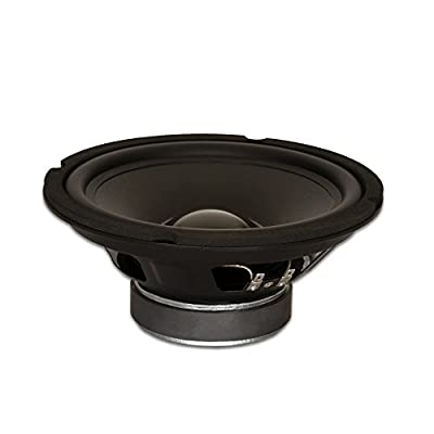 "Goldwood Sound, Inc. Stage Subwoofer, Rubber Surround 8"" Woofers 190 Watts each 8ohm Replacement 2 Speaker Set (GW-8028-2) from Goldwood Sound, Inc."