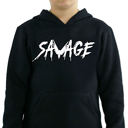 Savage Maverick Logan Paul Kids Hoodie
