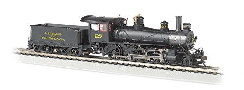 bachmann-industries-baldwin-52-driver-4-6-0-dcc-ready-locomotive-maryland-pennsylvania-27-187-ho-sca