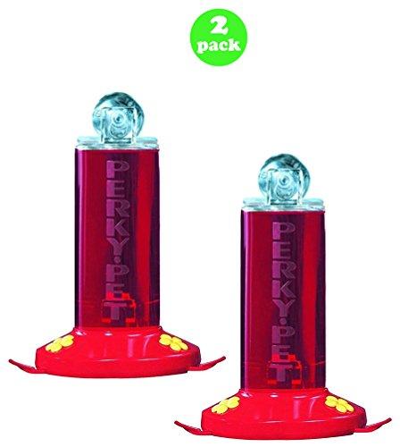 Perky-Pet Window 마운트 벌새 피더 무지개 빛깔의 색 (8 oz)/Pe..
