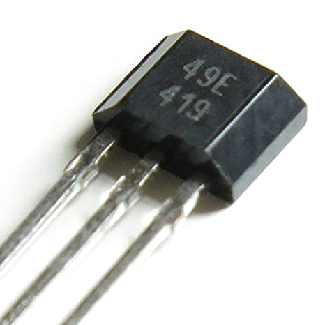 5 x Sensor de efecto Hall Ratiometric lineales 49E SS49E eléctrica bicicleta Reparación del acelerador: Amazon.es: Industria, empresas y ciencia