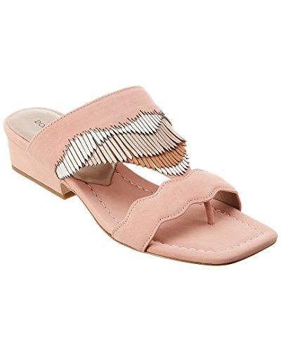 Pliner J Chaussures Donald Femmes Slide Rose 7xfdqHw5
