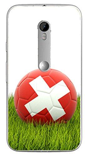 Carcasa balón Suiza Copa Mundial fútbol Motorola X Force ...