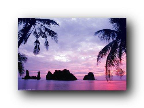 Rocas Duong Beach cartel 24X36 arte 4131: Amazon.es: Hogar