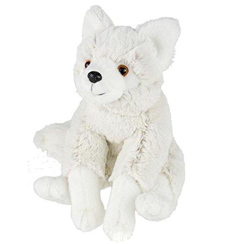 Adventure Planet Plush Animal Den - ARCTIC FOX (8 inch) ()