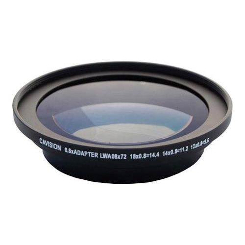 Cavision LWA08X72 0.8x Wide Angle Adapter for (2.83