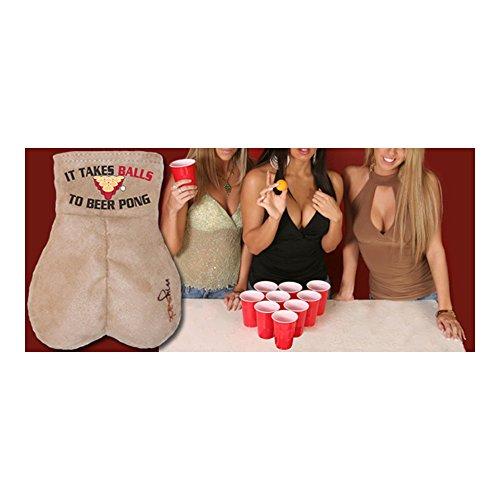 Beer Pong MySack Ultra Suede Regulation