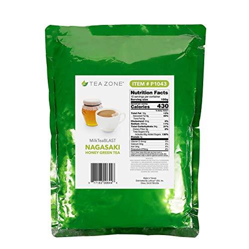 Tea Zone 2.2 lb Milk Tea Blast Nagasaki Savory Honey for sale  Delivered anywhere in USA