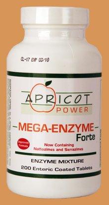 Amazon.com: megazyme Forte – Digestivo Enzimas – 200 ...