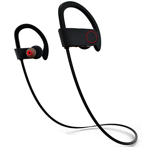 beilan wireless 4 1 bluetooth headsets headphones earphones with noise cancelling mic bass. Black Bedroom Furniture Sets. Home Design Ideas