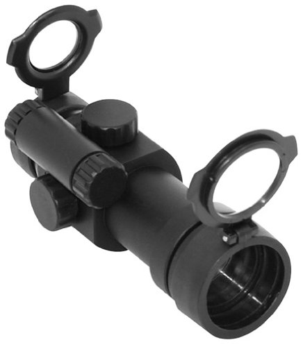 NcSTAR 1X30 Red Dot Sight/3/8'' Ring Dovetail/Pop Lens Cap (DP130/3) by Tippmann