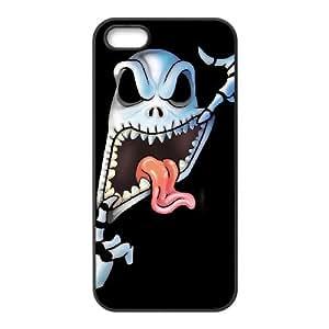 iPhone 5 5s Cell Phone Case Black SMILIN JACK SLI_569129