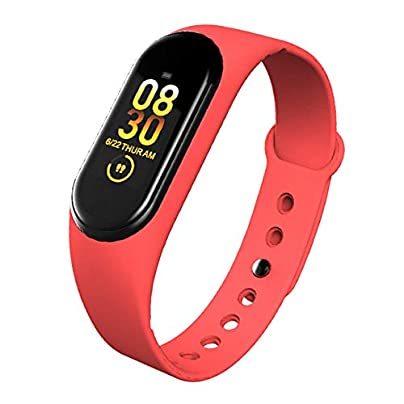 DMMDHR Bracelet measurement pressure and pulse Watch smart Heart Rate Monitor Fitness Tracker Waterproof Wristbands for Banda Estimated Price £55.62 -