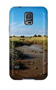 Jill Pelletier Allen's Shop Best Cute Appearance Cover/tpu Nature Scenery Case For Galaxy S5