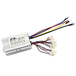 Jcmoto 48v 1000w brush speed motor controller for 48v dc motor speed controller circuit