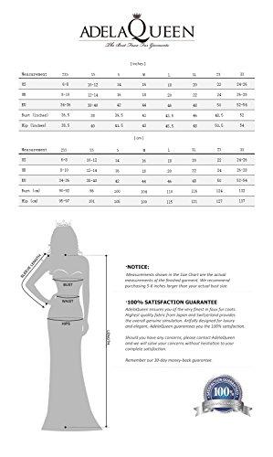 Piel Beige Estilos Abrigo Sintética Estupendo Adelaqueen de Diversos Mujer Persa Invierno Cuartos Piel de Tres de Para de en Cordero Chaqueta HRqvWq1