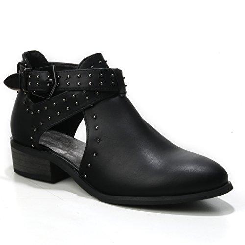 Boots Black Slouch Black HERIXO HERIXO Women's Boots Women's HERIXO Black Boots Women's Slouch Slouch RwA5qHH
