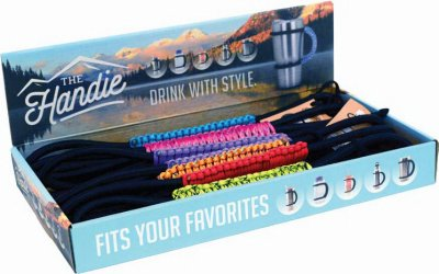 The Handie Handle - Assorted Colors -12PACK by The Handie