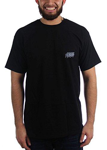 hombres To Tee Black Deep Fade 10 Camisa gqX155