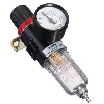 1/4 Inch Air Compressor Moisture Water Trap Filter Regulator Separator Pressure (B07MKKS572) Amazon Price History, Amazon Price Tracker